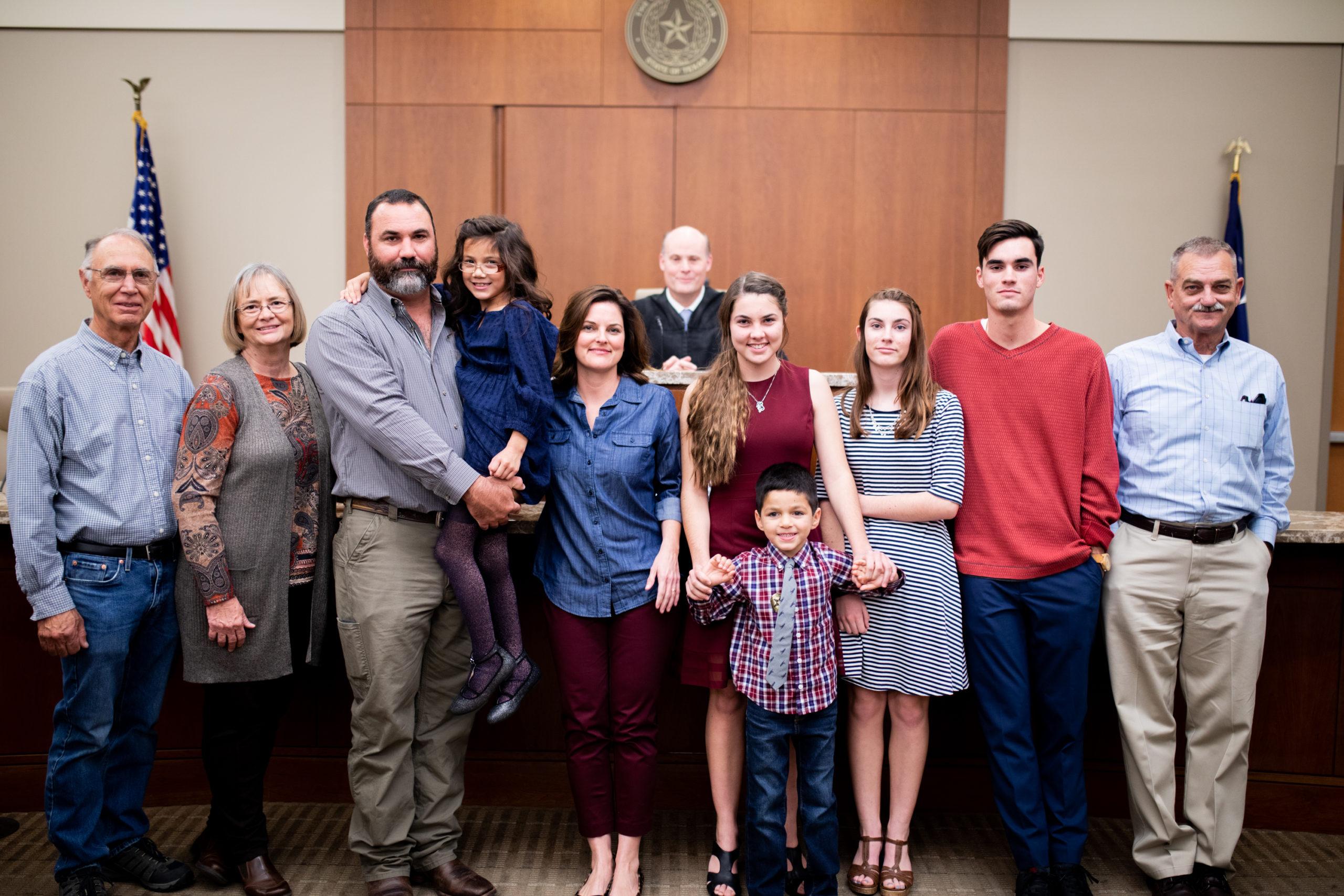Hosiner Family Adoption Story